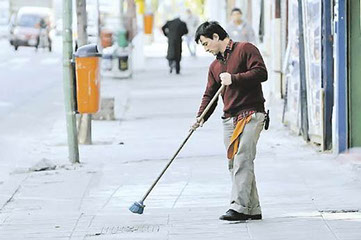Limpieza en Parla. Limpieza de comunidades.